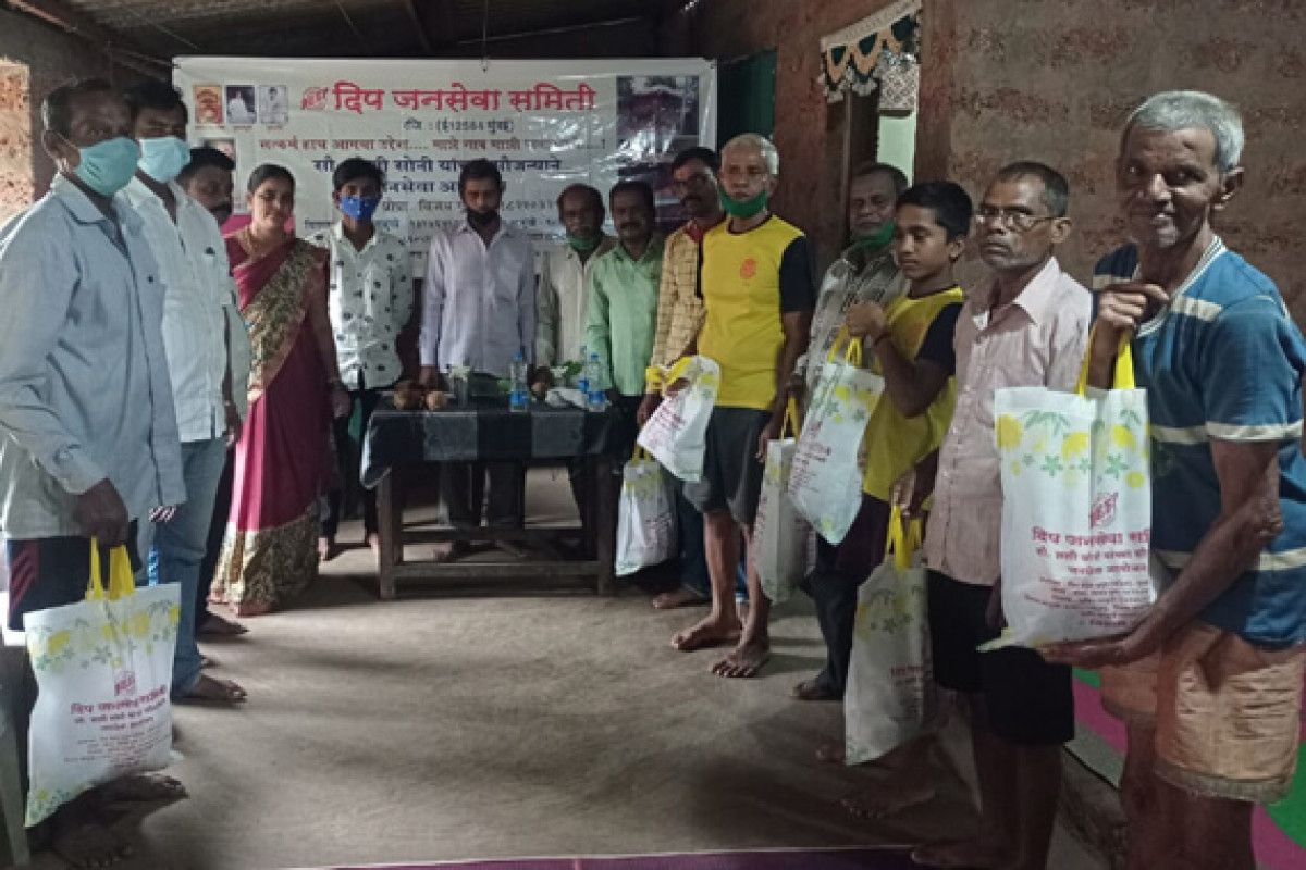 Human distress in the remote villages of Konkan belt
