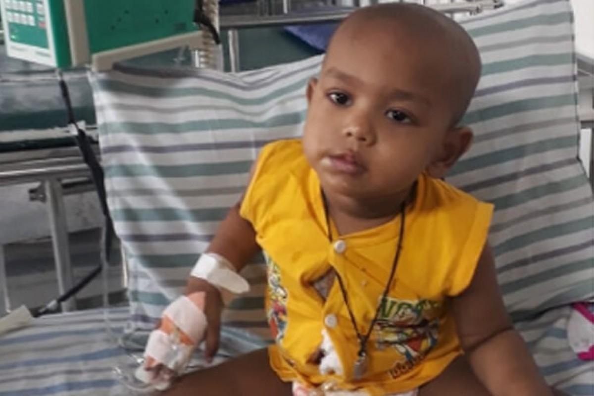 Rashod is suffering from Acute Lymphoblastic Leukemia.   Please help him for treatment.....
