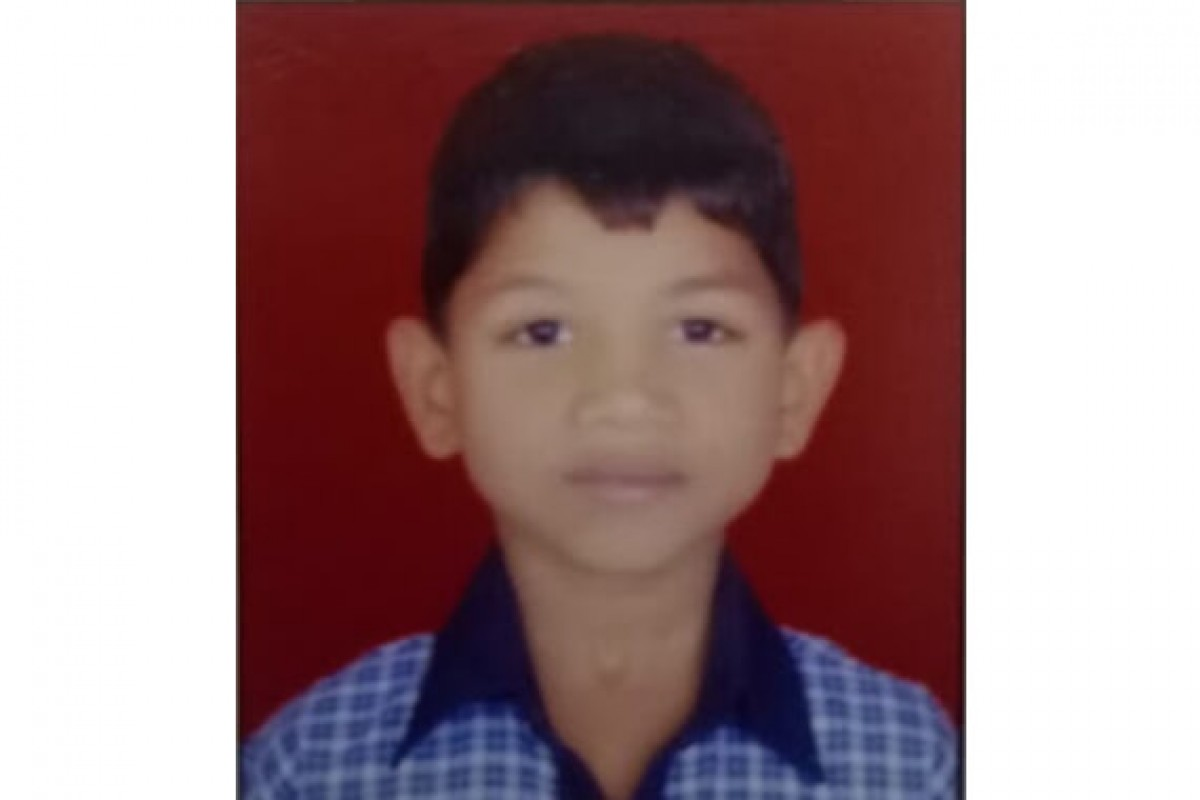 Help Nirvan in continuing his studies and moving forward in life