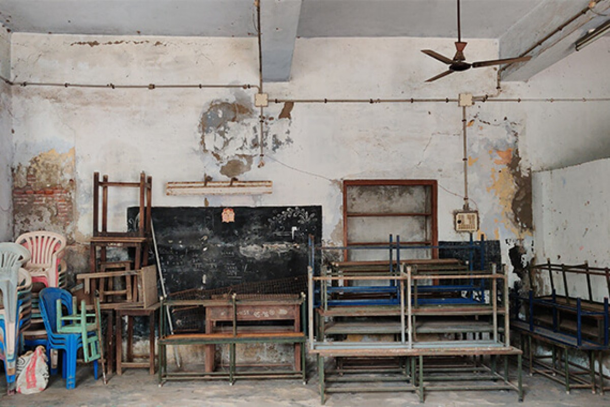Support 108 year old school to continue free schooling for girl children.