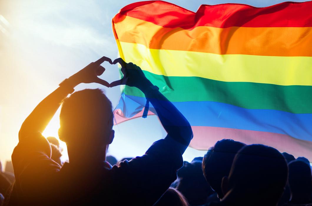 LESBIAN  GAY BISEXUAL TRANSGENDER QUEER