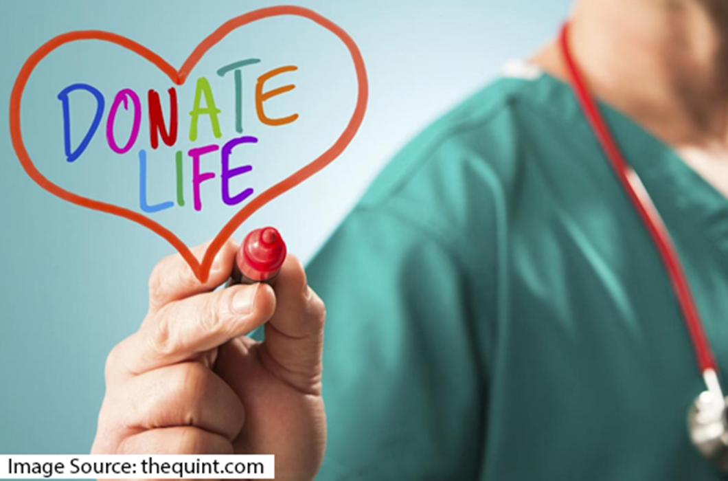Organ Donation: Save lives